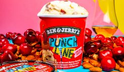 FREE Pint of Ben & Jerry's Punch Line Ice Cream