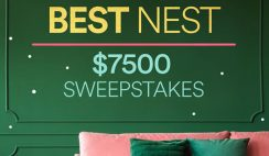 Win a $7,500 Simon Gift Card in The Best Nest Giveaway