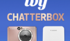 FREE Canon IVY CLIQ+2 Chatterbox Chat Pack