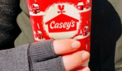 FREE Hot Chocolate or Coffee at Casey's General Store - Today 12/13!