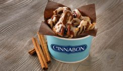 FREE Cinnabon Pumpkin Caramel at Pilot Flying J