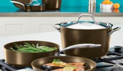 Win the Circulon Holiday Bests Giveaway - a 11 Piece Cookware Set