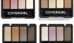 ALMOST FREE: COVERGIRL Eye Shadow Palettes for 25¢ at Walgreens - (Reg $4.50)