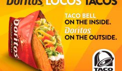 FREE Taco Bell Doritos Locos Taco - NEW Rewards!