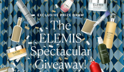 Win the $1,000+ Elemis Spectacular Giveaway - ends 12/31