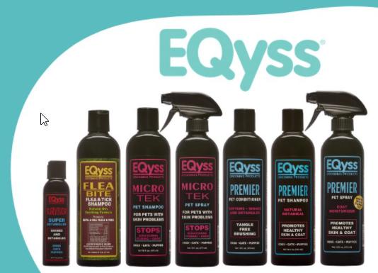 Eqyss Pet Shampoo