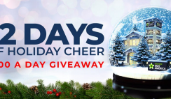 Win 1 of 12 $100 Visa Gift Cards from Extended Stay - Enter Daily!