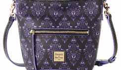 Win a Dooney & Bourke Haunted Mansion Crossbody Bag - ends 12/11