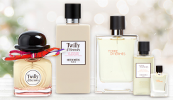 Win a Hermes Fragrance & Lotion His & Hers Prize Bundle - ends 12/31