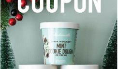 FREE Hudsonville Ice Cream - Limited Time!