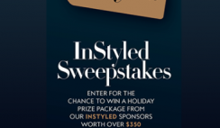 Win the InStyled 2020 Giveaway