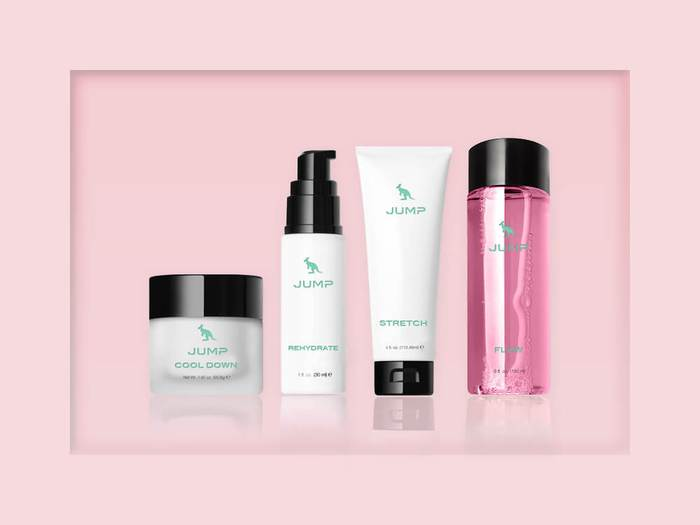 JUMP SKINCARE Pre and Post Workout Kit