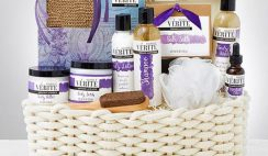 Win a Lavender Spa New Year 2021 Gift Basket