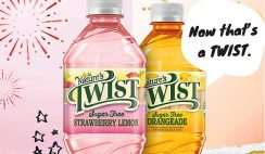 FREE Nature's Twist Sugar Free Drink