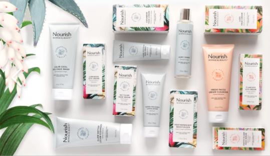 FREE Nourish Organic Face Cleanser