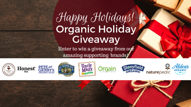 Only Organic Holiday Giveaway