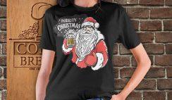 FREE Santa T-Shirt at Conroe Brewery