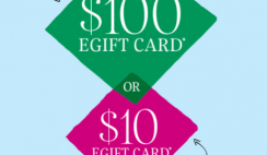 SEPHORATHON Super Saturday - Win a $10 or $100 Sephora Gift Cards - Today ONLY!
