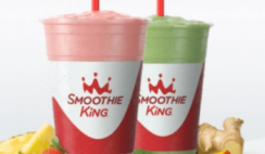FREE Metabolism Boost Smoothie 12 oz. at Smoothie King on 12/29