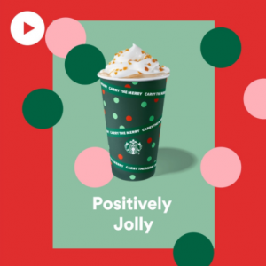 FREE Starbucks Drink from Spotify