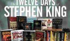 Win the 12 Days of Stephen King Giveaway ($1,200+ Value)  - 11 Winners - ends 12/19