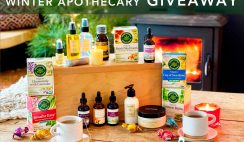 Win a $500 Ultimate Winter Apothecary Giveaway