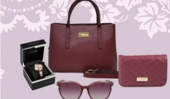 Win 1 of 4 Bebe Prize Bundles with Bags, Sunglasses & Watch from VSP ($325 Value Each) - ends 12/11