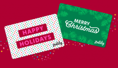Win 1 of 60 $500 & $100 Zulily Gift Cards - ends 12/16