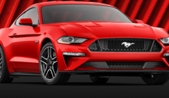 2021 Mustang 5.0 Fever Sweepstakes