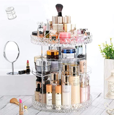 DreamGenius Makeup Organizer Deal