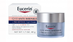 Eucerin Q10 Anti-Wrinkle Face Night Cream Deal