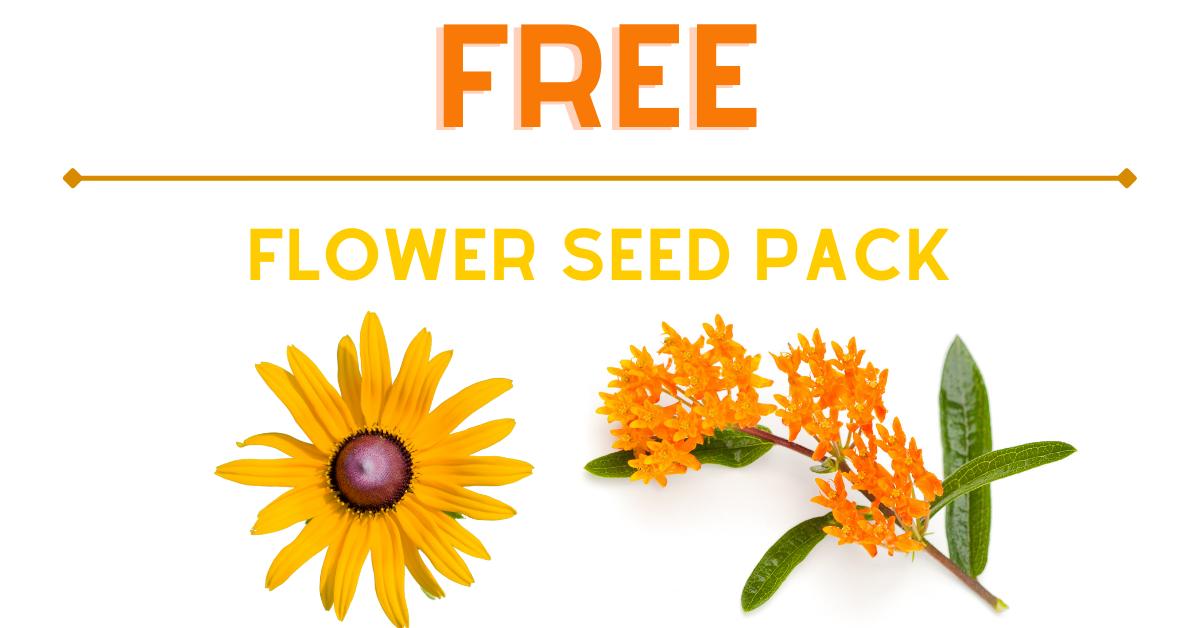 FREE Flower Seed Pack