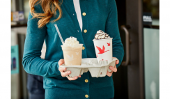 FREE Hot or Iced 16oz Handcrafted Latte at Wawa