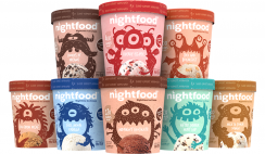 FREE Pint Of Nightfood Nighttime Ice Cream