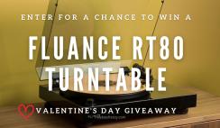 Fluance Elite High Fidelity Vinyl Turntable Giveaway