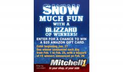 Mitchell1 Snow Much Fun Giveaway