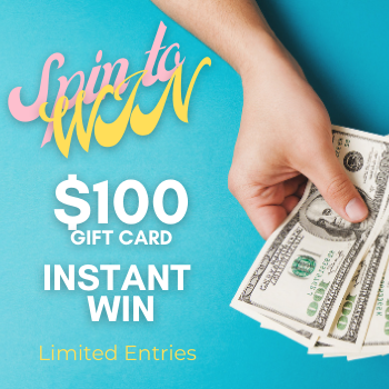 Spin to Win Giveaway