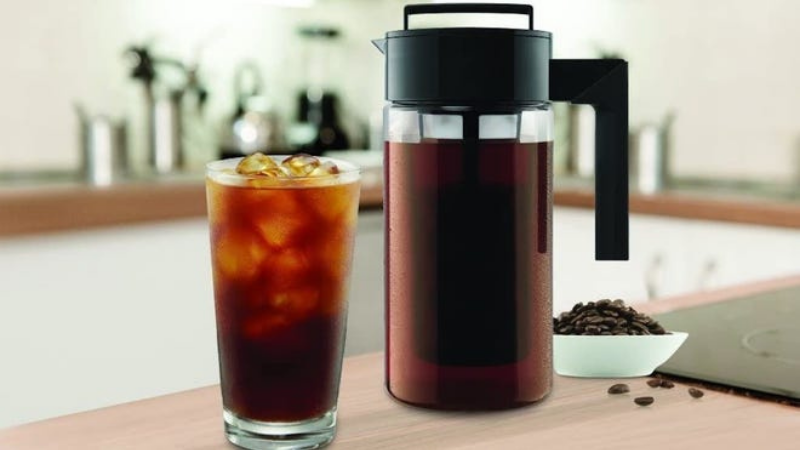 Takeya One Quart Deluxe Cold Brew Coffee Maker Deal