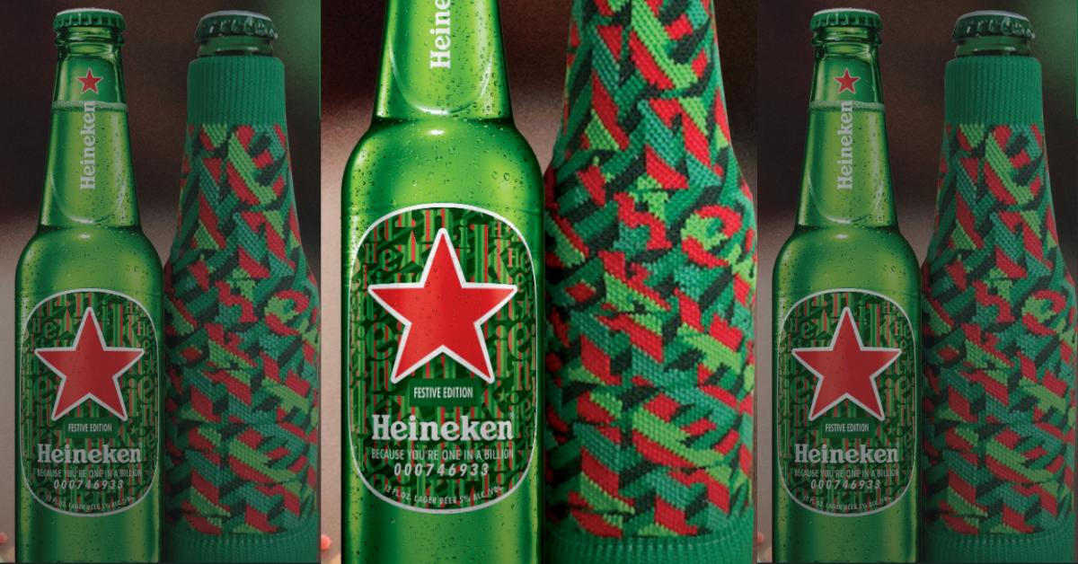 The Heineken Holiday Koozie Instant Win Game