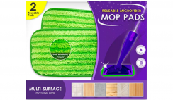 Two Reusable Mop Pads Deal