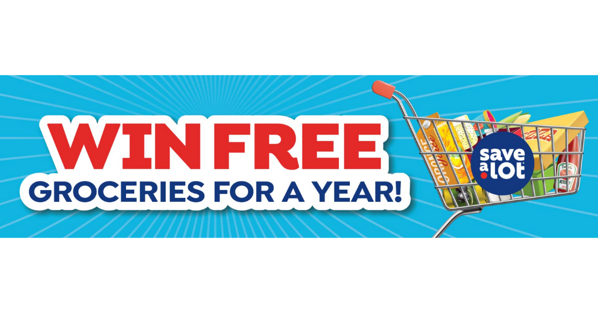 Win Free Groceries For A Year From SaveALot