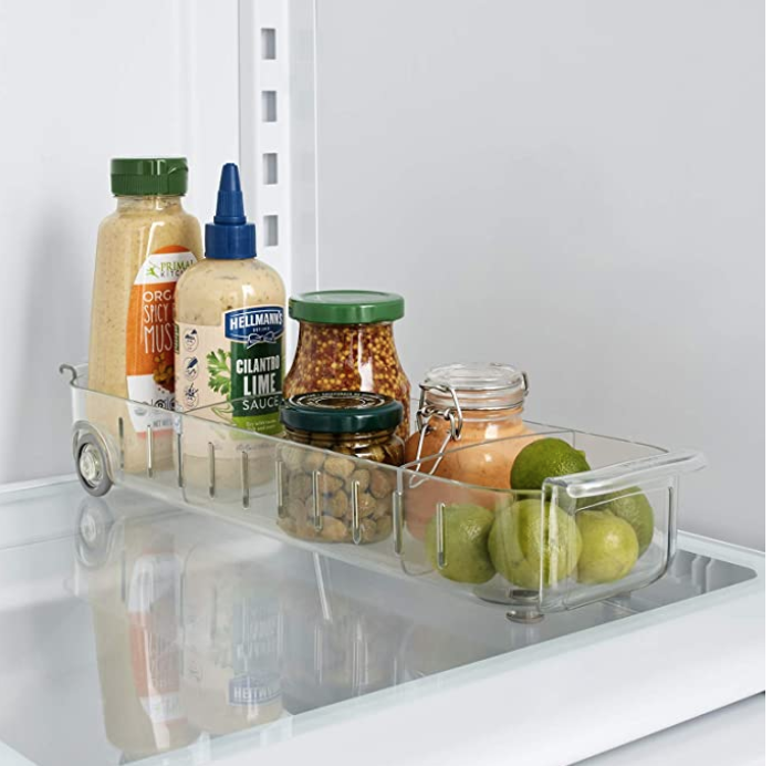 YouCopia RollOut Fridge Caddy Deal