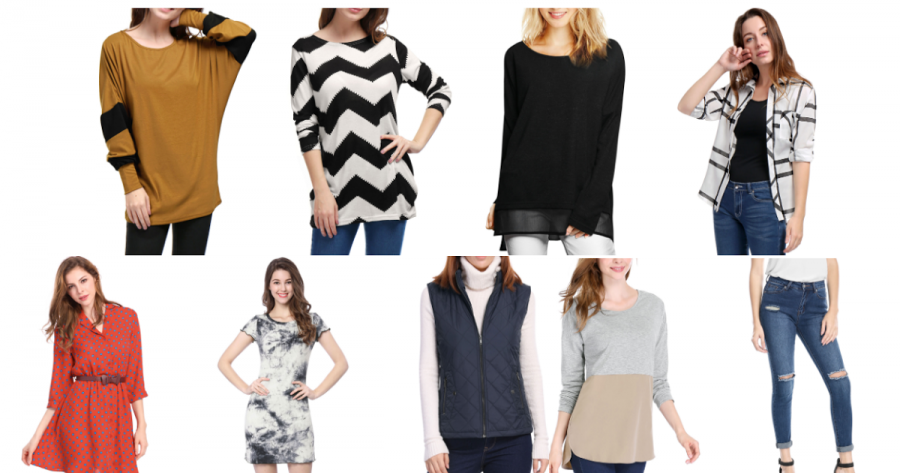 FREE Clothing From Allegra-K