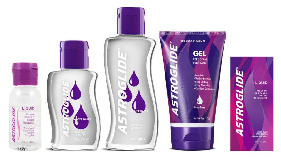 FREE Astroglide Personal Lubricant