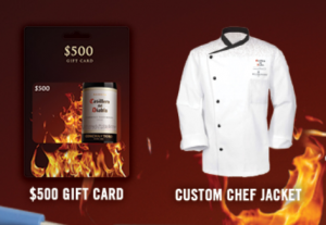 Casillero del Diablo and Hell's Kitchen Giveaway