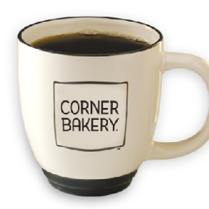 FREE Coffee or Tea at Corner Bakery