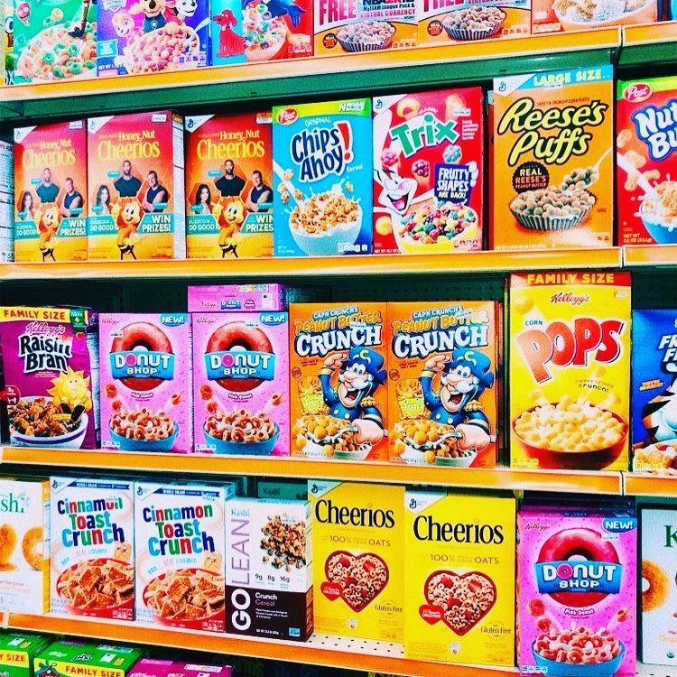 Win a Year's Supply of Cereal From Crunch Cup