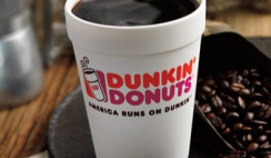 FREE Dunkin Coffee in January - Weekly