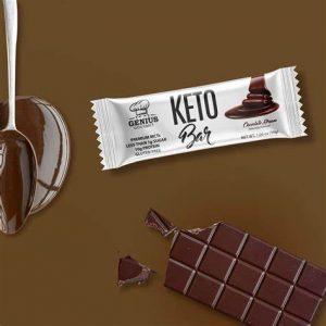Genius Gourmet Keto Bars Giveaway