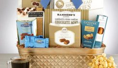 Win a Godiva Gourmet Gift Basket Giveaway